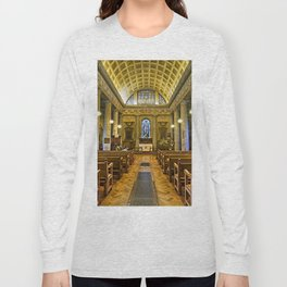 Inside St Lawrence Mereworth Long Sleeve T-shirt