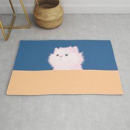 Lovely Cat Rug