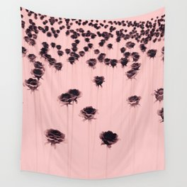 Poisoned garden Wall Tapestry