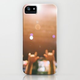 Rock and roll! iPhone Case