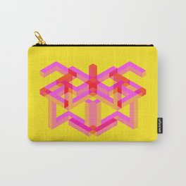 Reflective Structure Carry-All Pouch