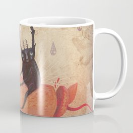 And when the heavens opened Coffee Mug