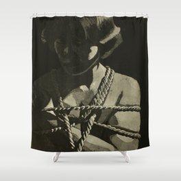 Fibromyalgia: Immobile Shower Curtain
