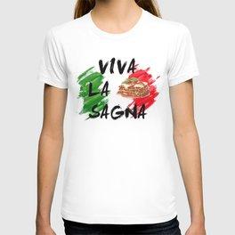 VIVA LA VIDA VIVA LA SAGNA T-shirt
