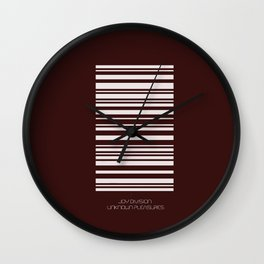Different Colors Different Shades Wall Clock