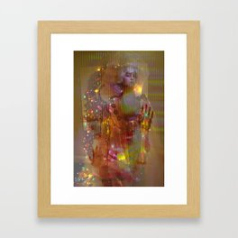 SAYNT.one Framed Art Print