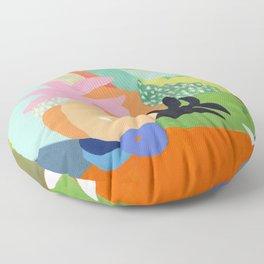 Biophilia 2 Floor Pillow