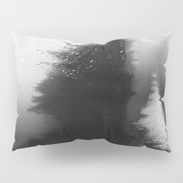 What Lies Down Hidden Rain Drenched Paths Pillow Sham