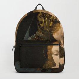 Giovanni Antonio Boltraffio - The Virgin and Child Backpack