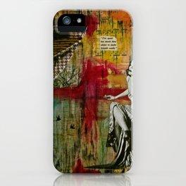 Detached iPhone Case