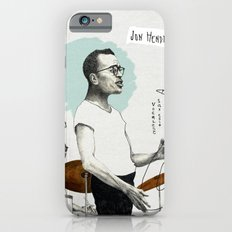 ANALOG zine - Vocalese Sax Solo Slim Case iPhone 6s