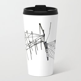 butterfly effect TWO Travel Mug