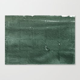 Kombu green Canvas Print