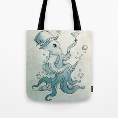 Octoast Tote Bag