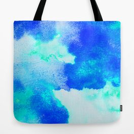 Blue Java Tote Bag