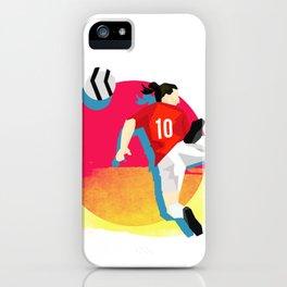 Zlatan iPhone Case