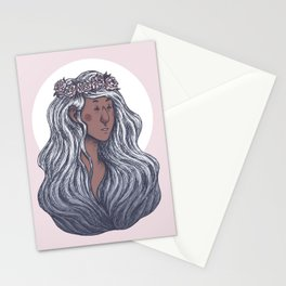 Flower Girl Stationery Cards