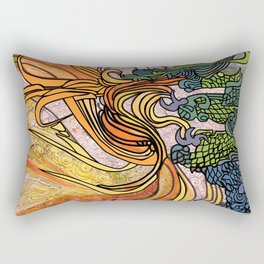 NINETEEN SEVENTY-SIX Rectangular Pillow