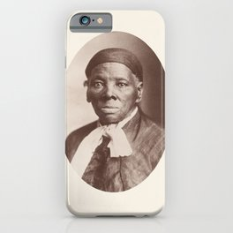 Harriet Tubman Albumen Print iPhone Case
