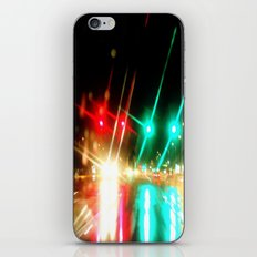 Always Stop and Go iPhone & iPod Skin