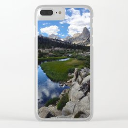 Fin Dome Clear iPhone Case