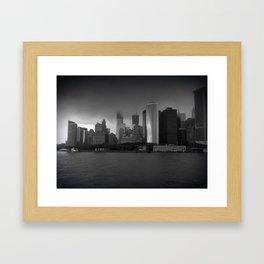 newyork city Framed Art Print