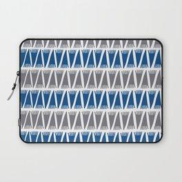 Tee Pee Lapis Blue Laptop Sleeve
