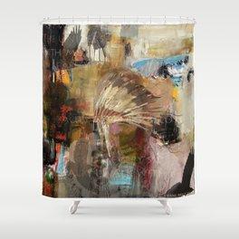 'WALK IN BEAUTY' Shower Curtain