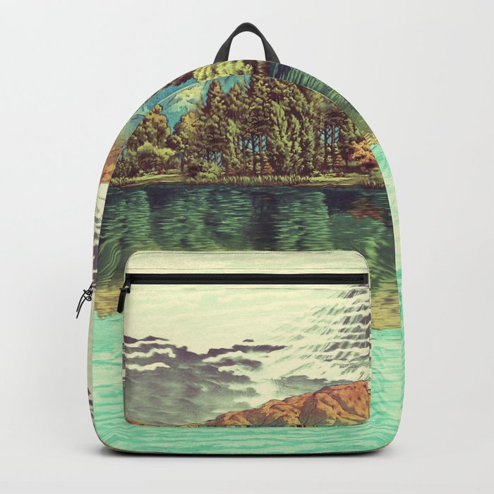 The Unknown Hills in Kamakura Backpack
