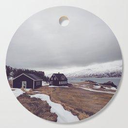 Iceland Cutting Board
