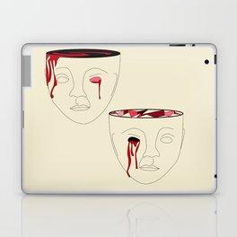 Two People One Mood Laptop & iPad Skin