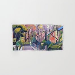Spencer Gore - Cambrian Road, Richmond - Digital Remastered Edition Hand & Bath Towel