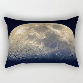 Twilight on the moon Rectangular Pillow