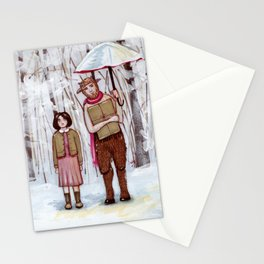 The Lamp Stationery Cards