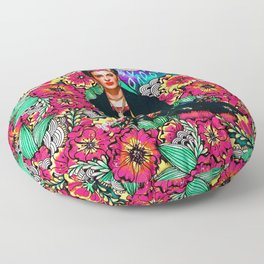 Galaxy Frida Floor Pillow