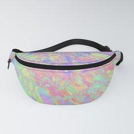 Rainbow Explosion Fanny Pack