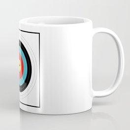 Marksman Target Grouping Coffee Mug