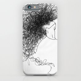 Fall Back iPhone Case