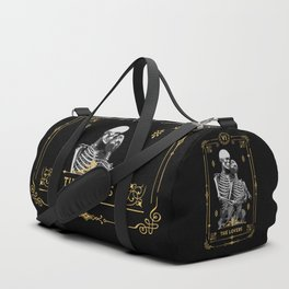 The Lovers VI Tarot Card Duffle Bag
