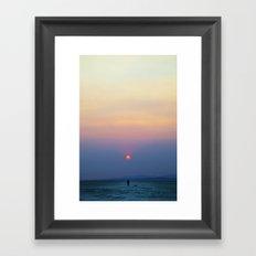 The Mornings Framed Art Print