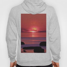 Sunset Ripples Hoody
