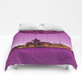 Gneisenau Run Aground Comforters