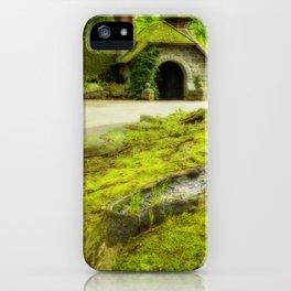 Fairy house iPhone Case