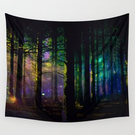Fairy dust everywhere Wall Tapestry