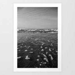 Calm II Art Print