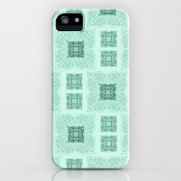 Pristine Pastures iPhone Case
