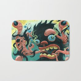 Guardian of the Bubble Pipes of Creation Bath Mat
