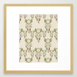 DREAMCATCHERS Framed Art Print
