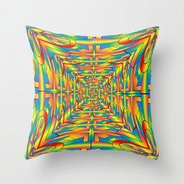Pattrn-7.1 Throw Pillow