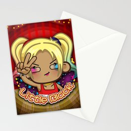 Harley Quin Stationery Cards